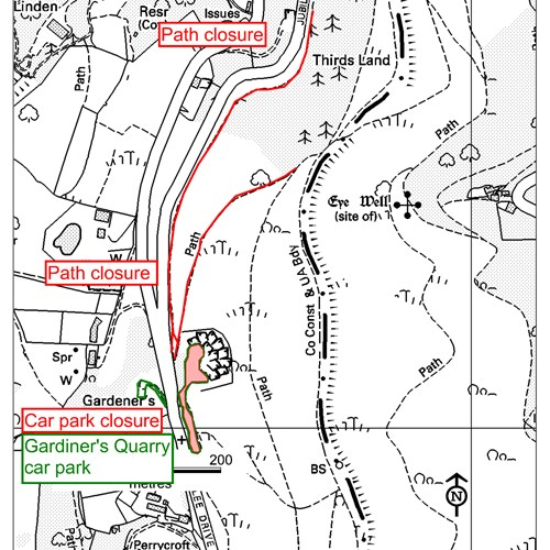 Gardiners path closure map 11.11.2019.jpg